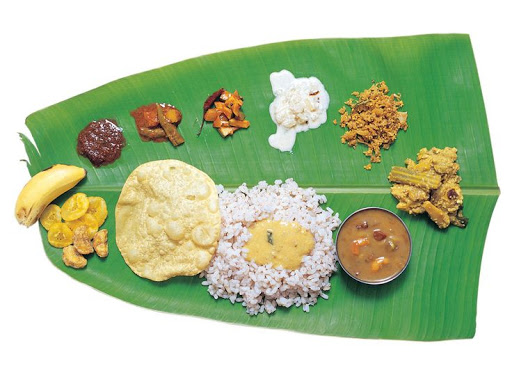 Food Offering Tamil New Year